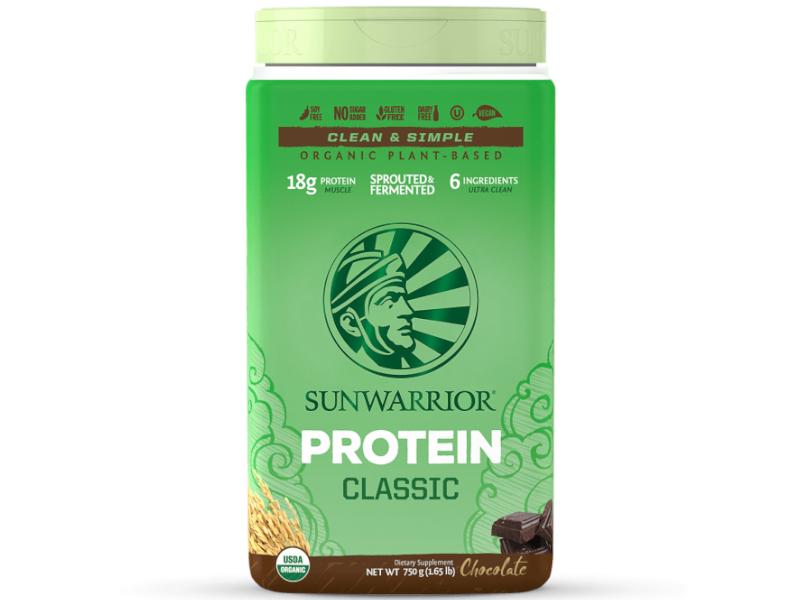 data_SUNWARRIOR Classic Protein 750 g