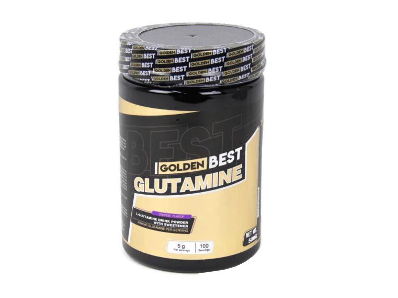 GOLDEN BEST Glutamine 500 g