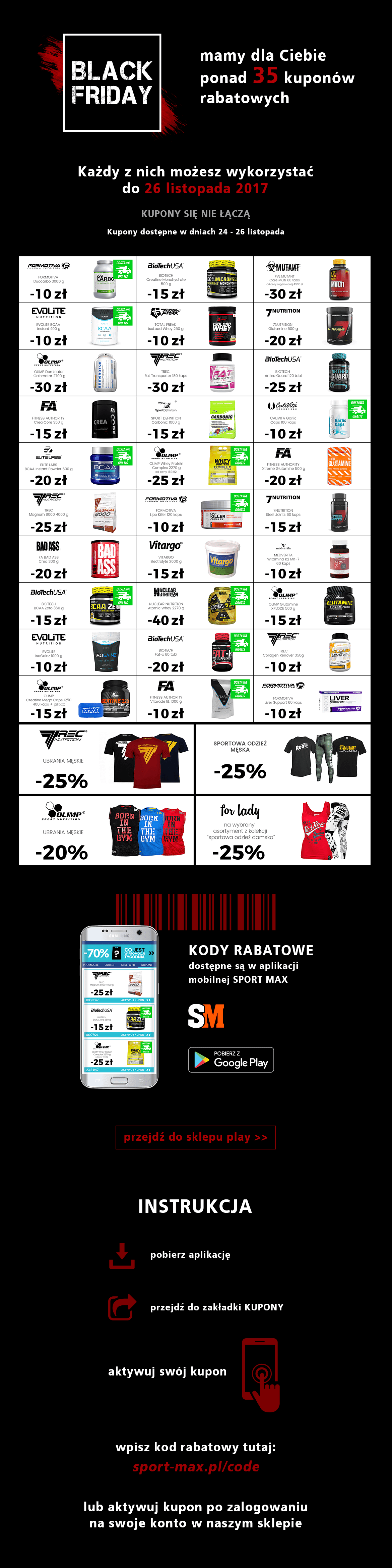Black Friday w Sport Max