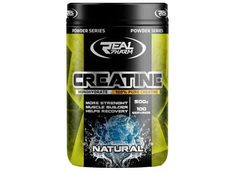 7b4644d91979 REAL PHARM Creatine 500 g ...