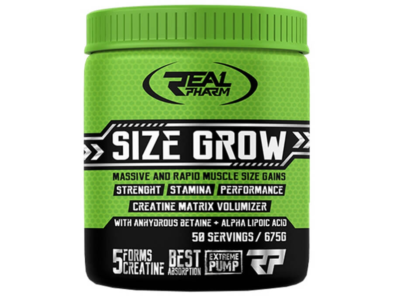 4676f2eb9737 REAL PHARM Size Grow 675 g ...