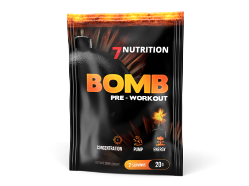7NUTRITION BOMB Pre-Workout 20 g