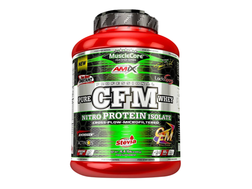 AMIX MuscleCore CFM Nitro Whey With ActiNOS 2000 g