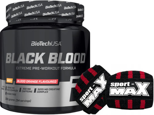 BIOTECH Black Blood NOX+ 330 g