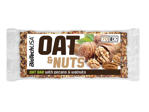BIOTECH Oat And Nuts 70g