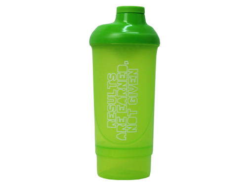 "BIOTECH Shaker Wave+ ""Results are earned, not given"" 500 ml +150 ml"