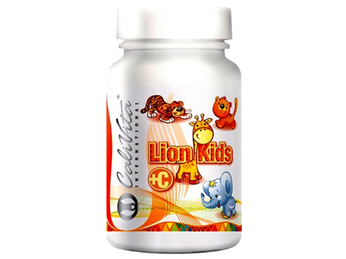 CALIVITA Lion Kids C (45mg) 90 tabs