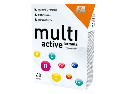 FITNESS AUTHORITY Multi Active Formula 60 tab
