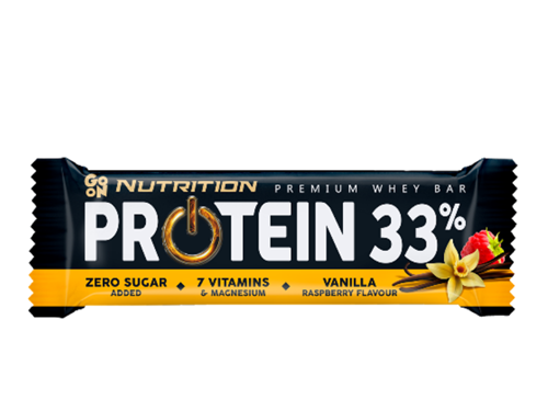 GO ON NUTRITION Protein Bar 33% 50 g