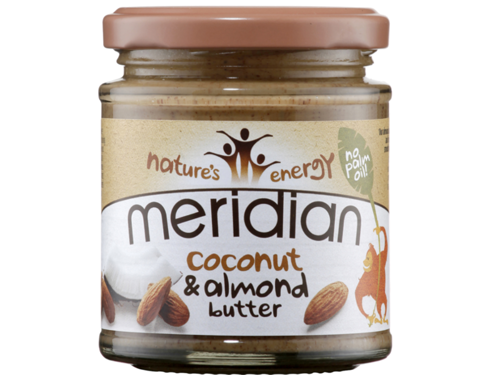 MERIDIAN FOODS Coconut Butter Almond 170 g