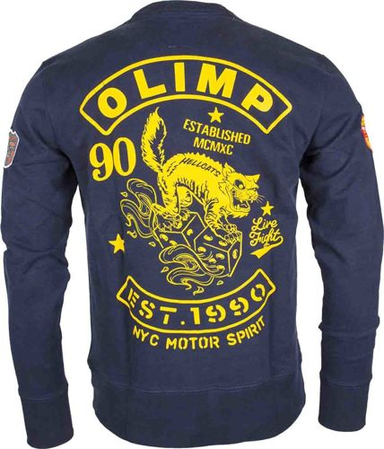 OLIMP LIVE & FIGHT Men's Pullover HELL CAT