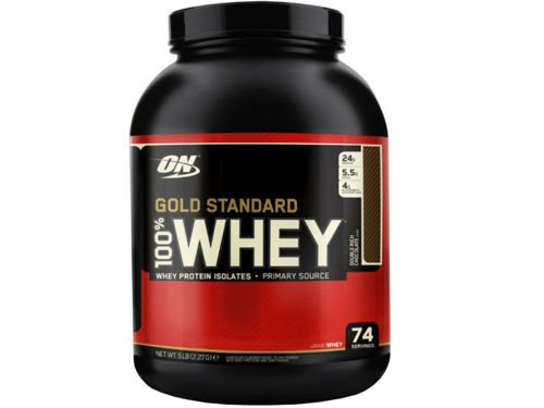 OPTIMUM 100% Whey Gold Standard 2270 g