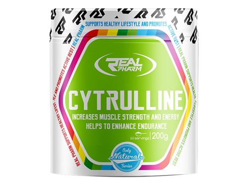 REAL PHARM Citruline 200 g