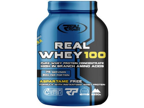 REAL PHARM Real Whey 2250 g
