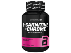 BIOTECH L-Carnitine + Chrome For Her 60 caps