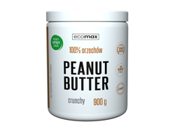 ECOMAX Peanut Butter 900 g