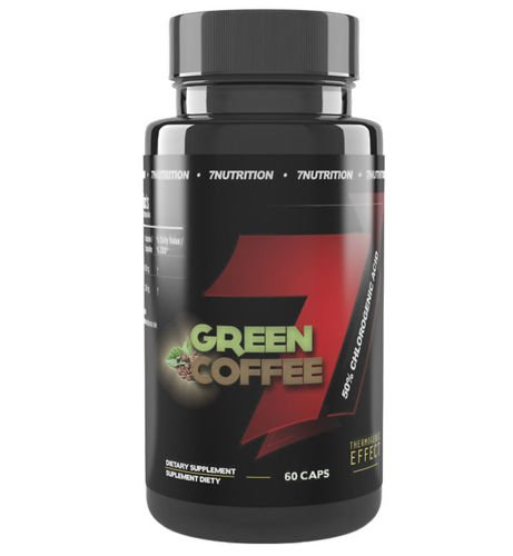 7NUTRITION Green Coffee 60 kaps