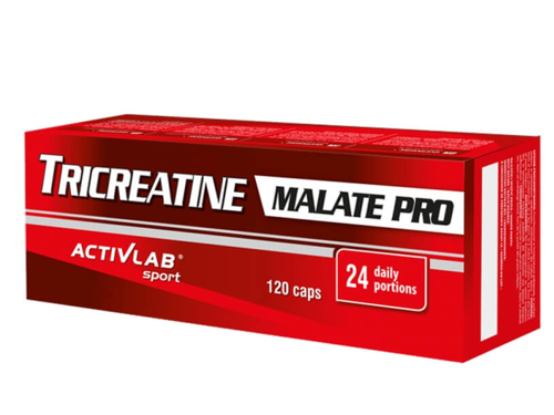 ACTIVLAB Tricreatine Malate Pro 120 kaps