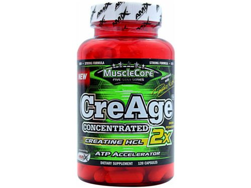AMIX MuscleCORE CreAge  Concentrated 120 kaps