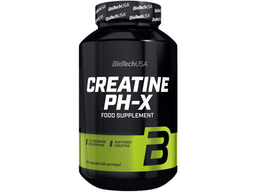 BIOTECH Creatine pH-X 210 kaps