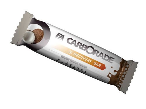 FITNESS AUTHORITY Carborade Recovery bar 40 g