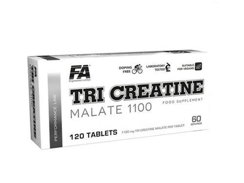 FITNESS AUTHORITY Tri Creatine Malate 1100 120 tabs