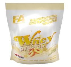 FITNESS AUTHORITY WHEY PROTEIN 908G + SHAKER
