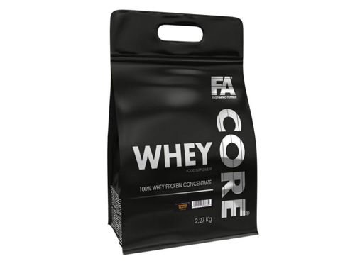 FITNESS AUTHORITY Whey Core 2270 g - Czekolada
