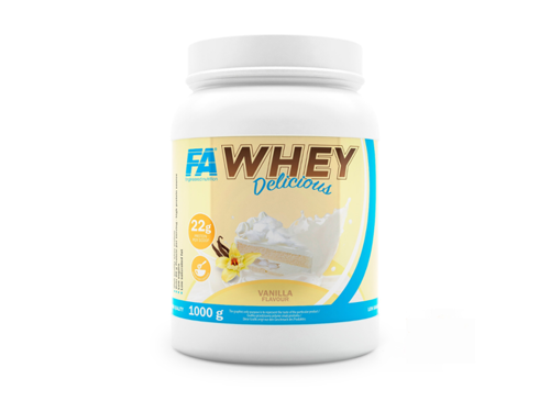 FITNESS AUTHORITY Whey Delicious 1000 g