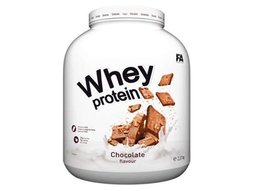 FITNESS AUTHORITY Whey Protein 2270 g