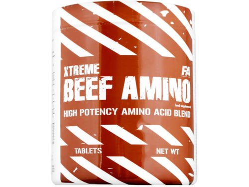 FITNESS AUTHORITY Xtreme Beef Amino 300 tabl