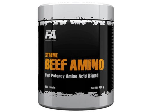 FITNESS AUTHORITY Xtreme Beef Amino 600 tabl