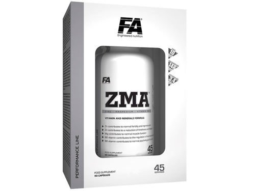 FITNESS AUTHORITY ZMA 90 kaps