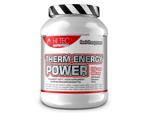 HI TEC Therm Energy Power 100 kaps