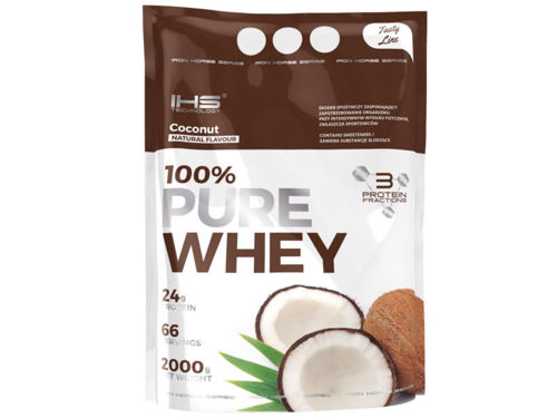 IRON HORSE 100% Pure Whey 2000 g