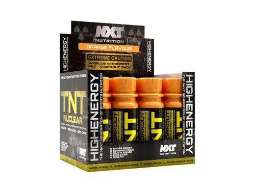 NXT TNT Nuclear Shot 60 ml