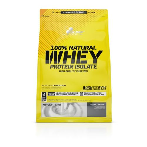 OLIMP 100% Natural Whey Protein Isolate 600 g