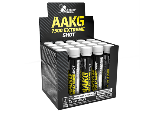 OLIMP AAKG 7500 EXTREME SHOT 20X 25ML