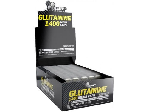 OLIMP Glutamine 1400 Mega Caps 30 kaps