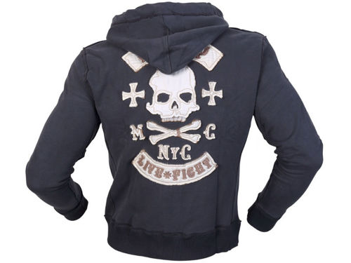 OLIMP LIVE & FIGHT Men s Hoodie CHOPPER
