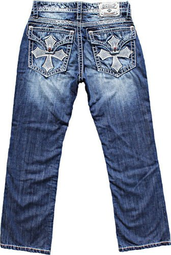 OLIMP LIVE & FIGHT Men s Jeans MIKE