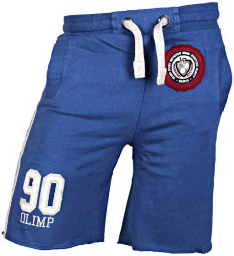 OLIMP LIVE & FIGHT Men s Shorts HERITAGE