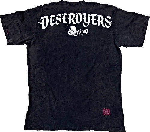 OLIMP LIVE & FIGHT Men s Tee DESTROYERS