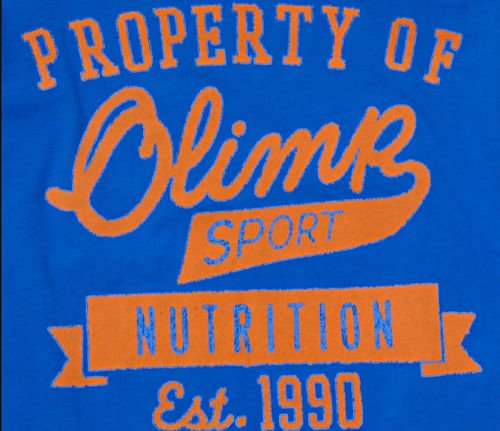 OLIMP LIVE & FIGHT Men s Tee PROPERTY