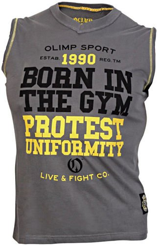 OLIMP LIVE & FIGHT Men s Tee PROTEST