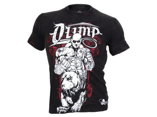 OLIMP LIVE & FIGHT Men's Tee DESTROYERS