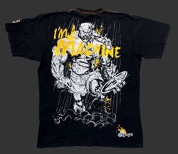 OLIMP LIVE & FIGHT Men s Tee I M MACHINE