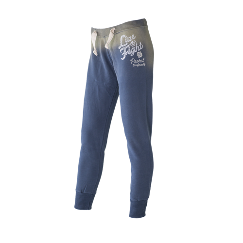 OLIMP LIVE & FIGHT Women's Pants RED ROSE navy