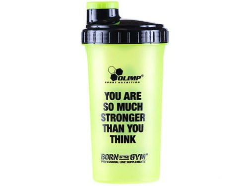 OLIMP Shaker You Are So Much Stronger That You Think 700 ml