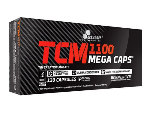 OLIMP TCM Mega Caps 1100mg 30 kaps